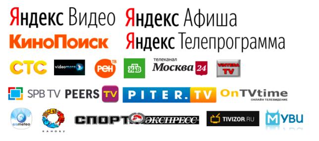 площадки партнеры видео рекламы яндекс директ
